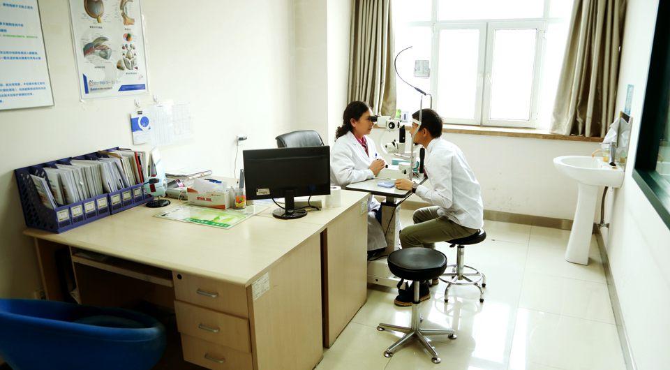 眼科门诊诊室