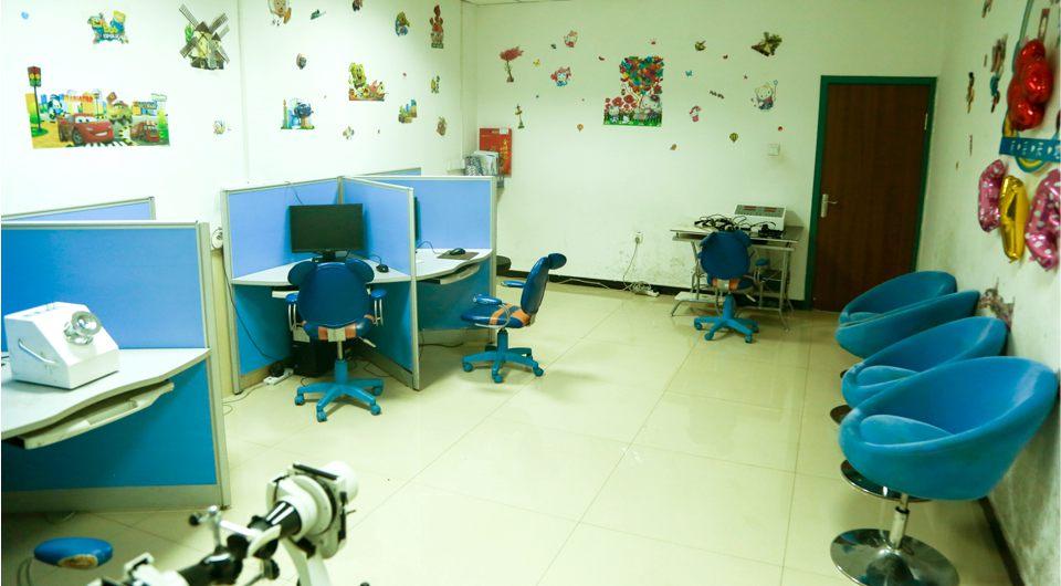 儿童弱视训练治疗中心