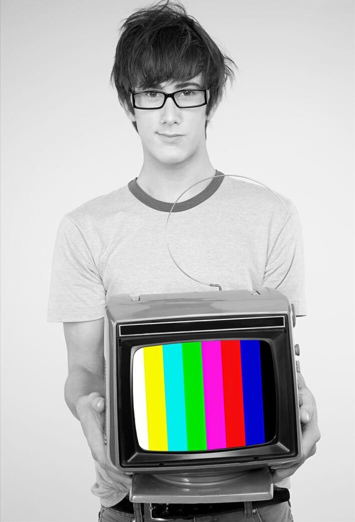 电视是儿童斜视的一大诱因