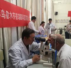 专家受邀走进吐鲁番鄯善县有效扶贫送健康