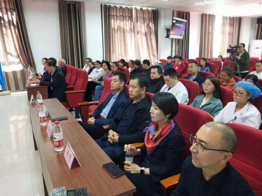 新疆眼科新技术论坛学术会议(博乐站)胜利召开
