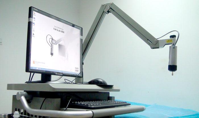索维全景超声生物显微镜SW-3200型